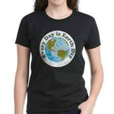 Earth_Button Tee