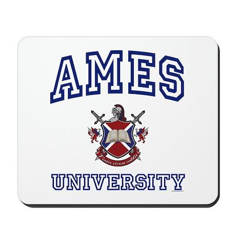 AMES University Mousepad