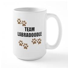 Team Labradoodle Mugs
