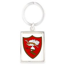 carabinieri_clean_logo_only Portrait Keychain