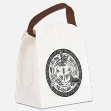 heron Canvas Lunch Bag