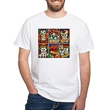 Day of the Dead Sugar Skulls Shirt