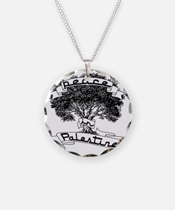 peace_in_palestine_t_shirt Necklace