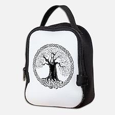 Celtic Tree I.V. Neoprene Lunch Bag