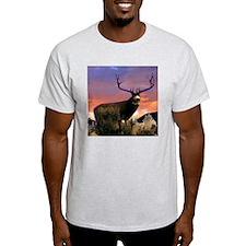 Mule deer hog T-Shirt