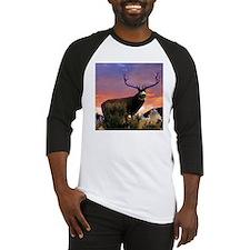 Mule deer hog Baseball Jersey