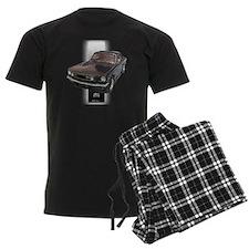 2-652silverbar Pajamas
