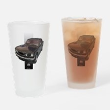 2-652silverbar Drinking Glass
