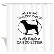 Anything your dog can do my beagle can do better S