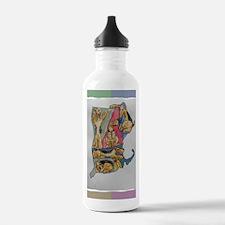 logo framed Water Bottle