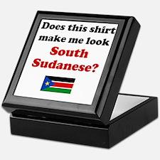South Sudanese Light Keepsake Box
