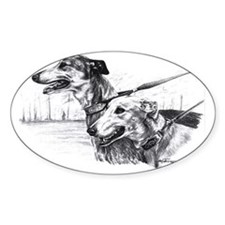 greyhounds133 Decal