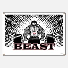 The Beast Poster Banner