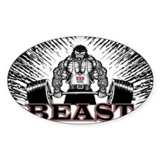 The Beast Poster Decal