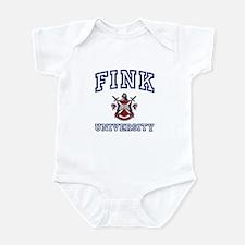 FINK University Infant Bodysuit