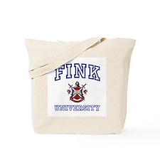 FINK University Tote Bag