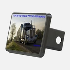 2-BULLHAULER Hitch Cover
