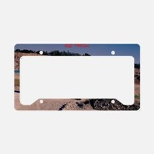2-UNPAVED License Plate Holder