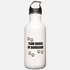 Team Dogue de Bordeaux Water Bottle