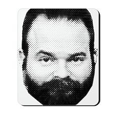 fear_the_beard Mousepad