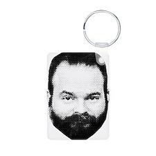 fear_the_beard Keychains