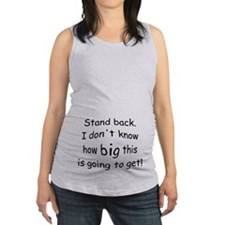 Stand Back Maternity Tank Top