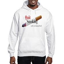 QUIT SMOKING Hoodie