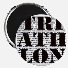 Triathlon1 Magnet