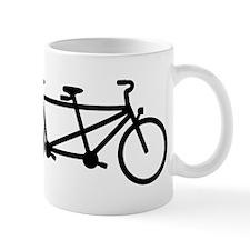 Tandem Bicycle Mug