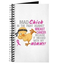 Mad Chick 3L Breast Cancer Journal