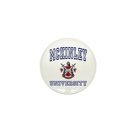 MCKINLEY University Mini Button (100 pack)
