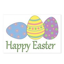 happyeaster Postcards (Package of 8)