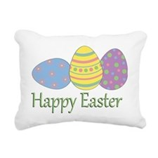 happyeaster Rectangular Canvas Pillow