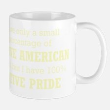 Native blood (light) Mug
