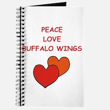 buffalo wings Journal