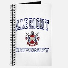 ALBRIGHT University Journal