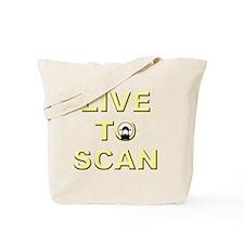 livescanb Tote Bag