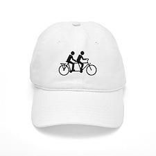 Tandem Bicycle bike Baseball Baseball Cap