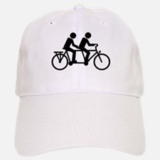 Tandem Bicycle bike Baseball Baseball Cap