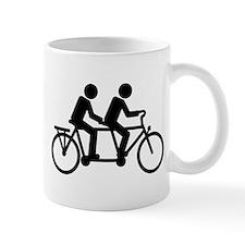 Tandem Bicycle bike Mug
