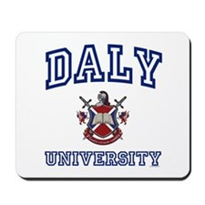 DALY University Mousepad