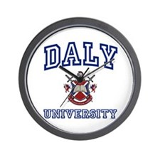DALY University Wall Clock