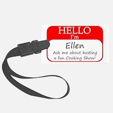 Ellen Luggage Tag