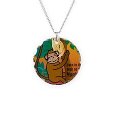 MonkeyTshirt Necklace