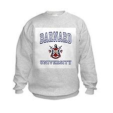 BARNARD University Sweatshirt