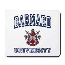 BARNARD University Mousepad
