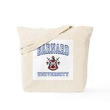 BARNARD University Tote Bag