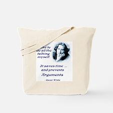4-Wilde01 Tote Bag