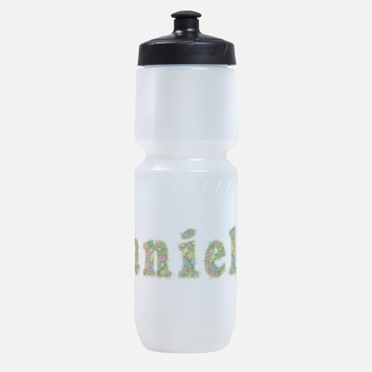 Daniella Floral Sports Bottle