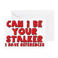 Stalker References Greeting Card
